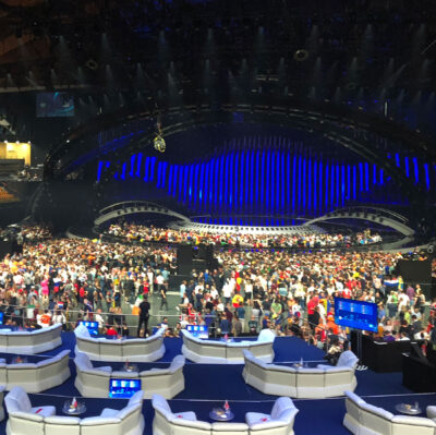 Audio: Reise zum Eurovision Song Contest