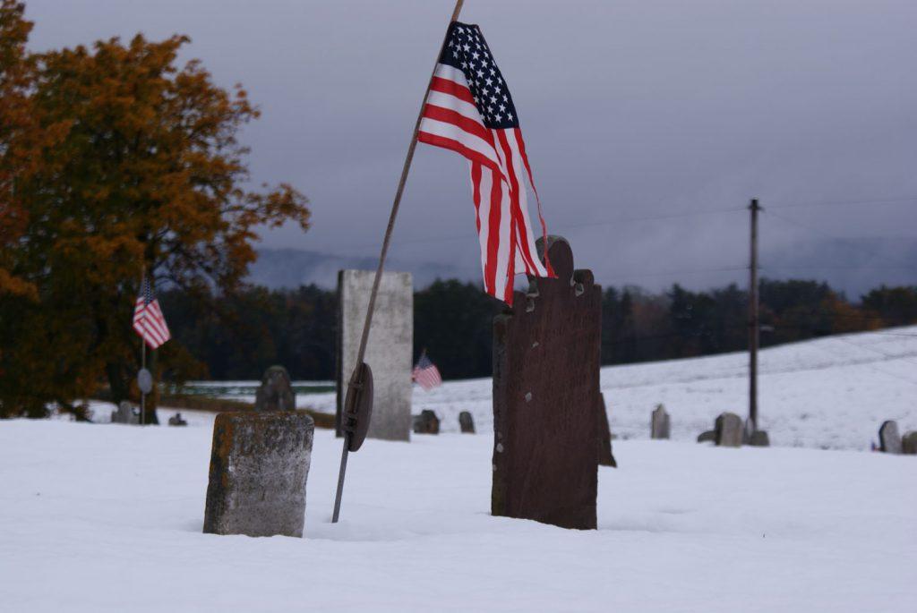 Friedhof in Pennsylvania