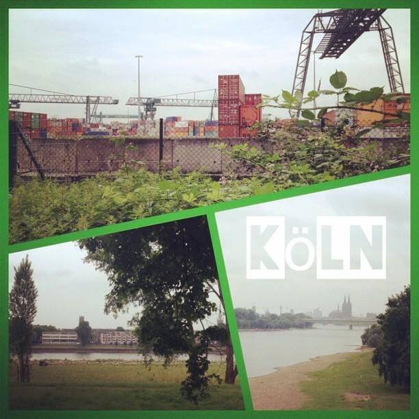 Köln - nicht immer schön