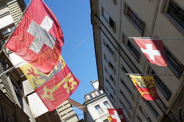 Genf Altstadt