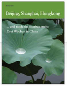 Neues eBook: Drei Wochen in China