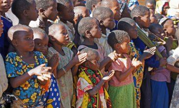 Four weeks in Tanzania