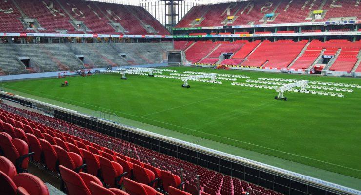 Führung im Rheinenergie-Stadion