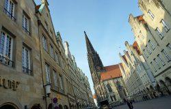 Ein Nachmittag in Münster