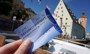 Regensburg: Geschichte zum Anfassen