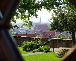 Ein halber Tag in Nürnberg