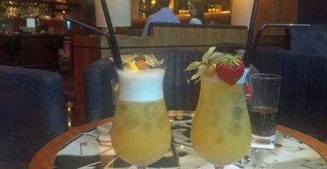 Düsseldorf: Bahama Mama in der Morley's Bar im Maritim