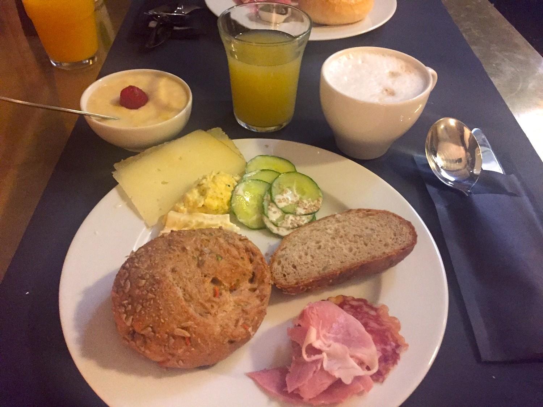 Einzigartig Guten Morgen Frühstück Beste Wahl Mitten In Der Stadt Ist Unser Hotel