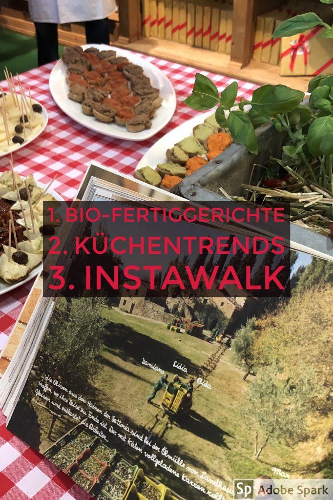 Gourmet Gallery: Im Leckerschmeckerparadies auf der #fbm17 | Op jück